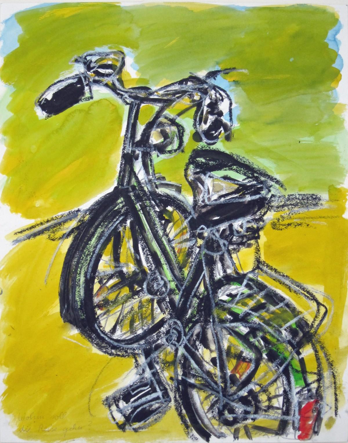 DorisTrzaska_2015_F_Kleines_Fahrrad